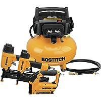 Bostitch BTFP3KIT 3-Tool & Compressor Combo Kit