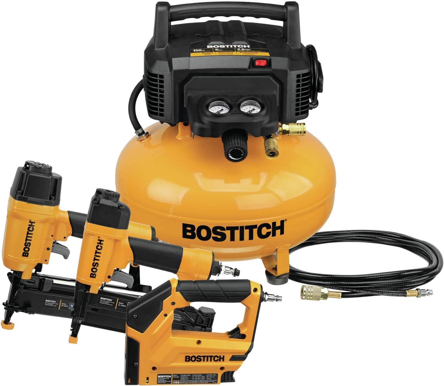 Bostitch空气压缩机组合套件