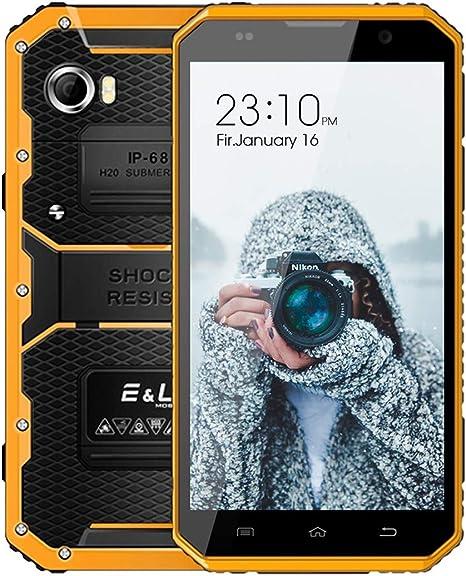 Amazon.com: EL W9 4G LTE Smartphone desbloqueado 6.0 ...