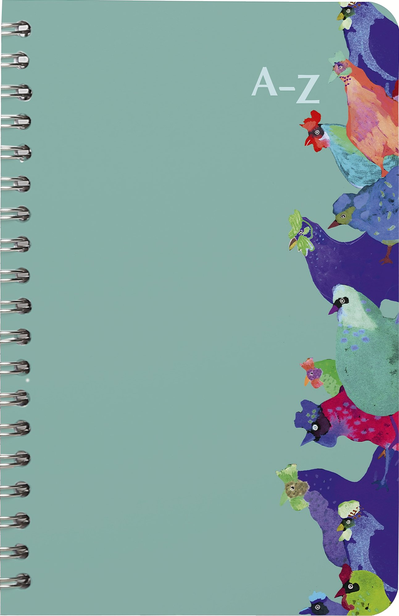 Clairefontaine 115252°C Notebook Random Visual Book The Coquettes, Ruled, 100Pages, 11x 17cm by Clairefontaine