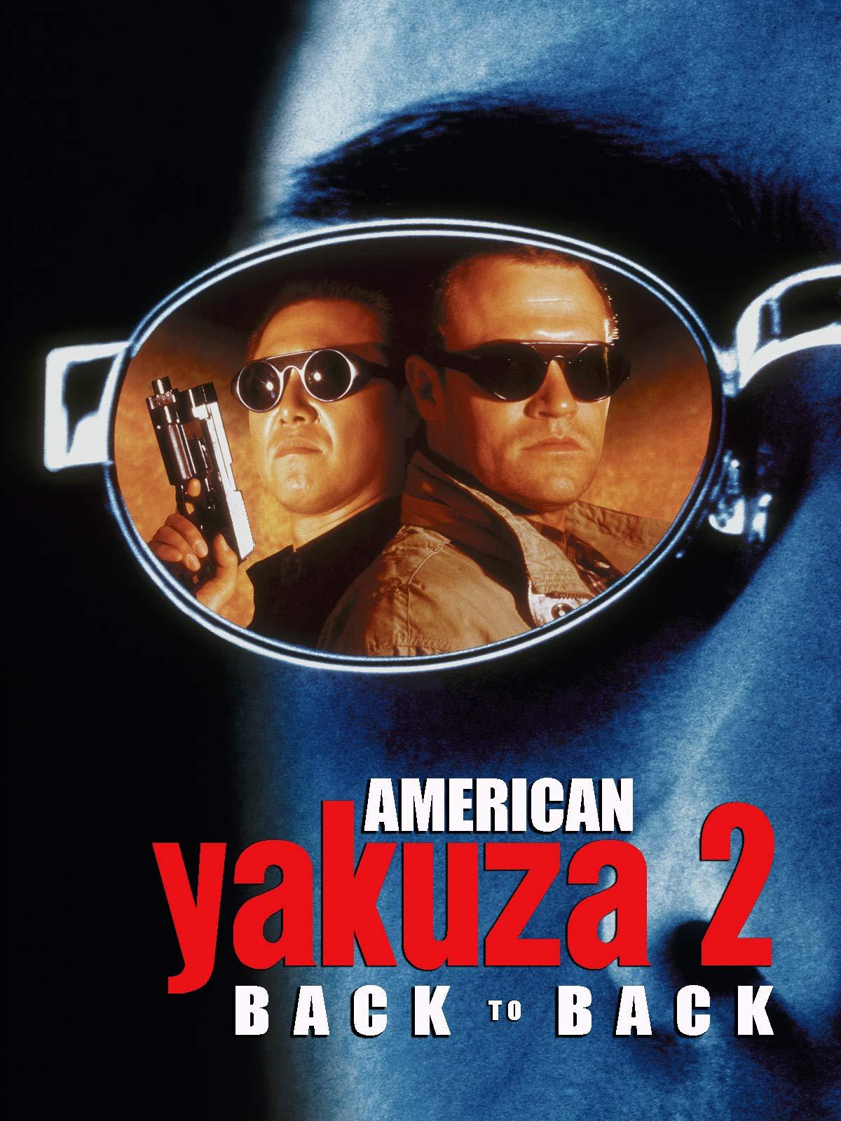American Yakuza 2: Back to Back on Amazon Prime Video UK