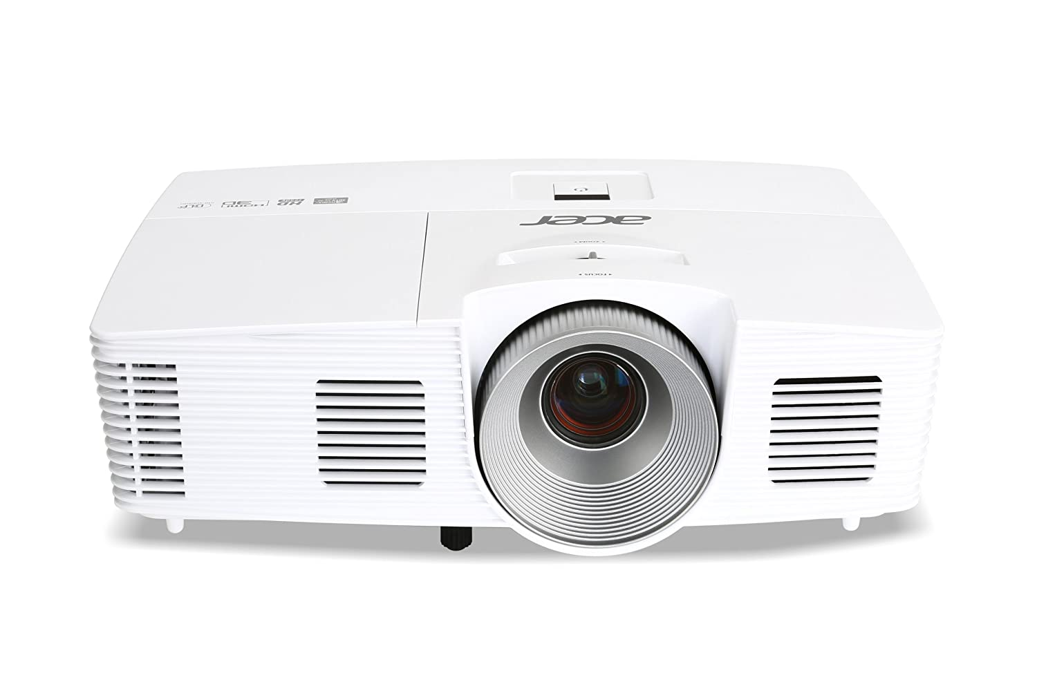 amazon com acer h5380bd 720p home theater projector electronics