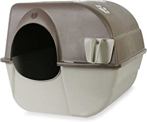 Omega Paw Large Roll' N Clean Litter Box