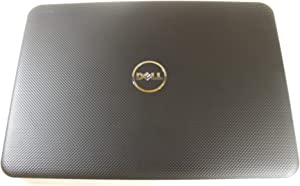 Dell Inspiron 3537 LED CTWC7 Black Back Cover AP0ZK000301 Touchscreen