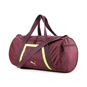 Puma AT Shift Duffle Bolsa Deporte, Mujeres, Vineyard Wine ...