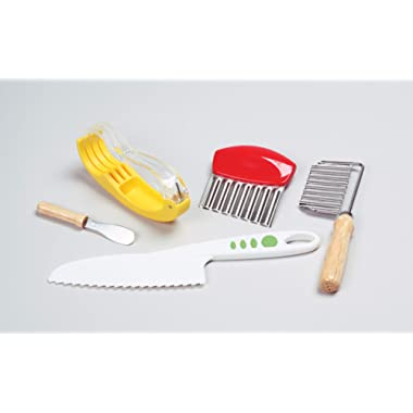 Montessori Toddler & Up Knife & Slice Sequence Kit