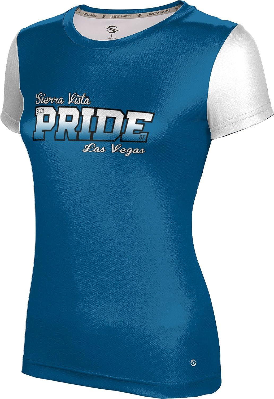 ProSphere Women's Sierra Vista High School Crisscross Tech Tee
