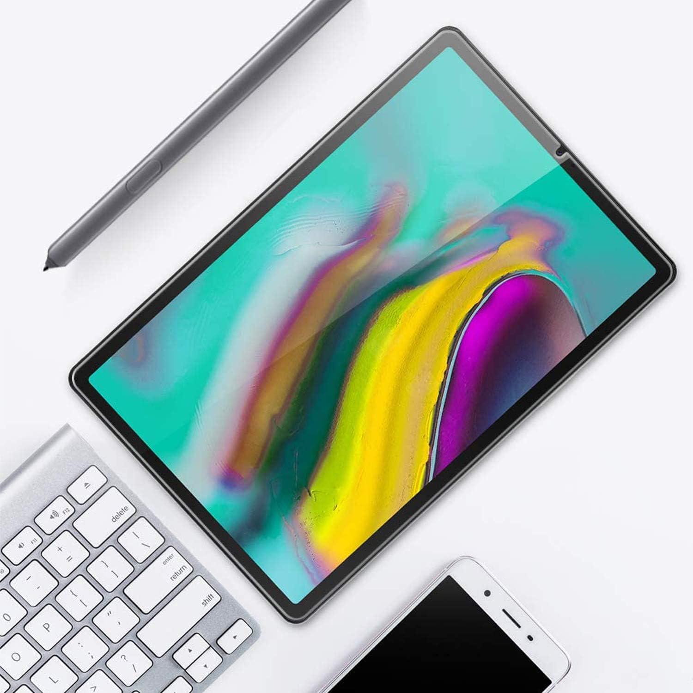 durezza 9H Alta Definizione Anti-Graffi , Anti-Bolle KZIOACSH 2 Pezzi Vetro Temperato per Samsung Galaxy Tab S6 Lite 10.4 , Protezione Schermo Trasparente Ultra Resistente Anti-Impronte
