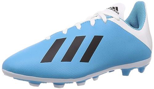 adidas X 19.4 FxG J, Botas de fútbol para Niños