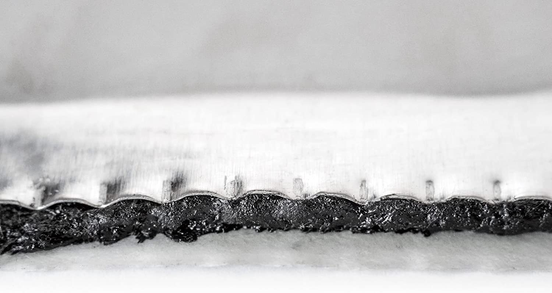 4qm Dämmmatte ALUBUTYL Anti-Dröhn Bitumen-Surga Matte 50 x 400 cm Auto Tür HiFi