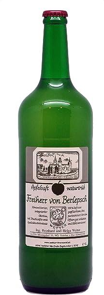 フライヘル・フォン・ベレップシュ りんごジュース 1000ml オーストリア産