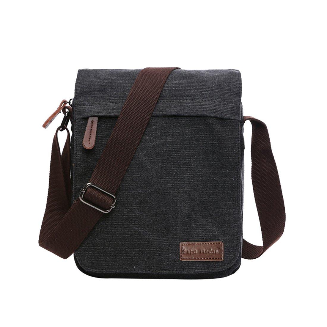 089de1ebe7041 Leinwand Messenger Bag Umhängetasche Laptop Tasche Computer Tasche  Umhängetasche aus Segeltuch Tasche Arbeiten Tasche Umhängetasche für
