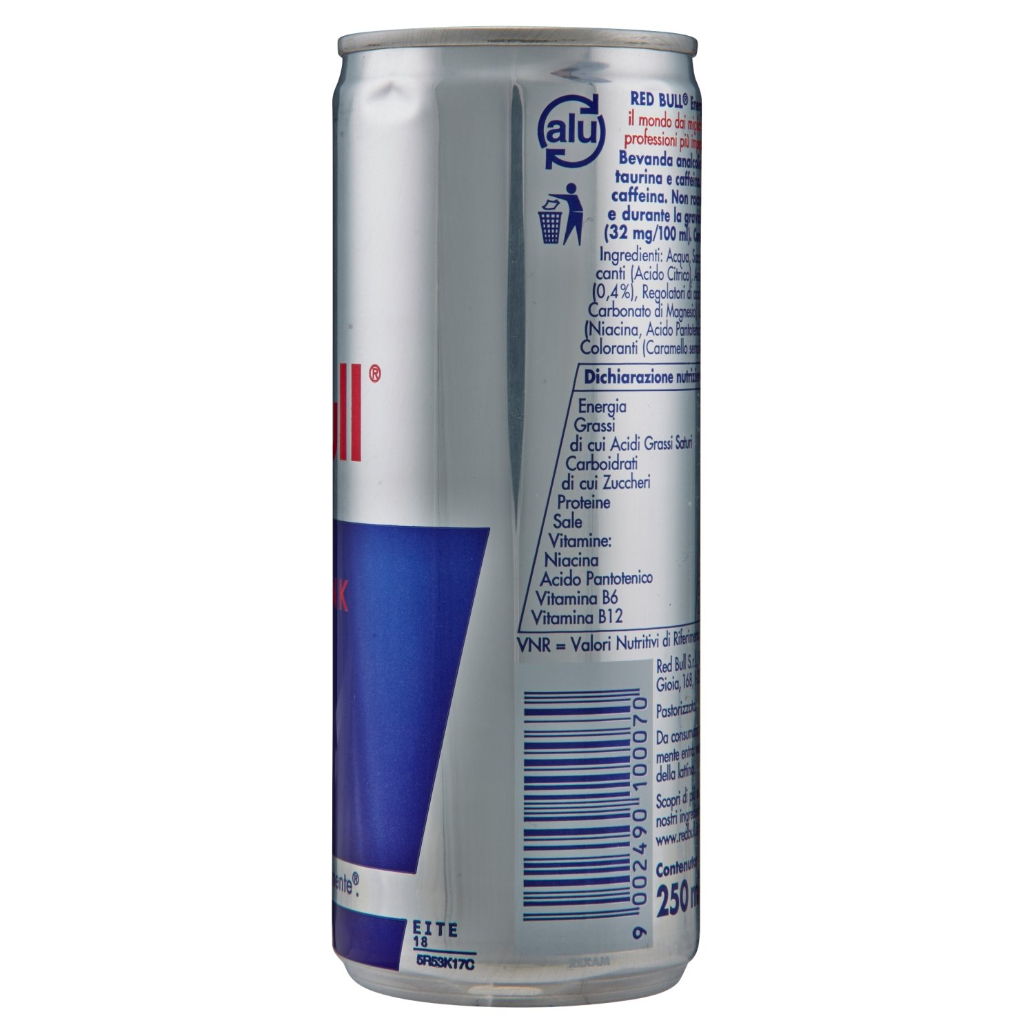 Red Bull - Bebida energético - Regular Lata 250 ml: Amazon.es: Alimentación y bebidas