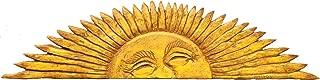product image for Piazza Pisano Peeking Sun Large Door Topper