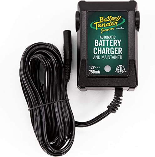 Deltran 021-0123 Battery Tender Junior Charger and Maintainer
