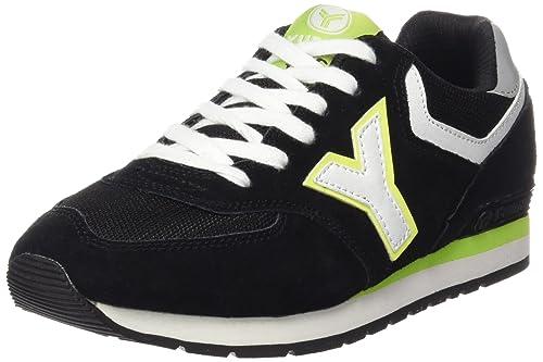 YUMAS Praga - Zapatos para Hombre, Color Negro, Talla 40: Amazon.es: Zapatos y complementos