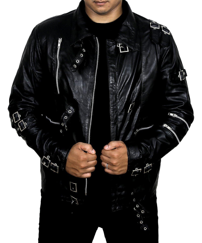Micheal Jackson Bad Leather Jacket