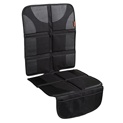 Lusso Gear Car Seat Protector with Thickest Padding - Best Pick