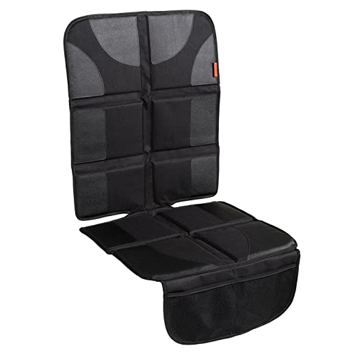 Car Seat Protector with Thickest Padding - Lusso Gear