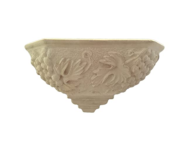 Lampada da parete in pietra leccese: amazon.it: handmade