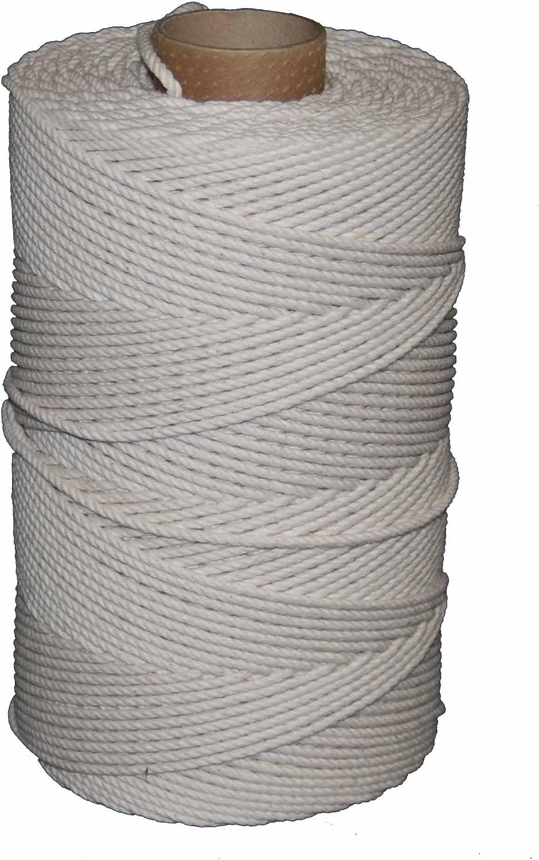 T.W Evans Cordage 03-369 Number-36 Cotton Seine Mason Line with 400-Feet Ball T.W Evans Cordage Co.