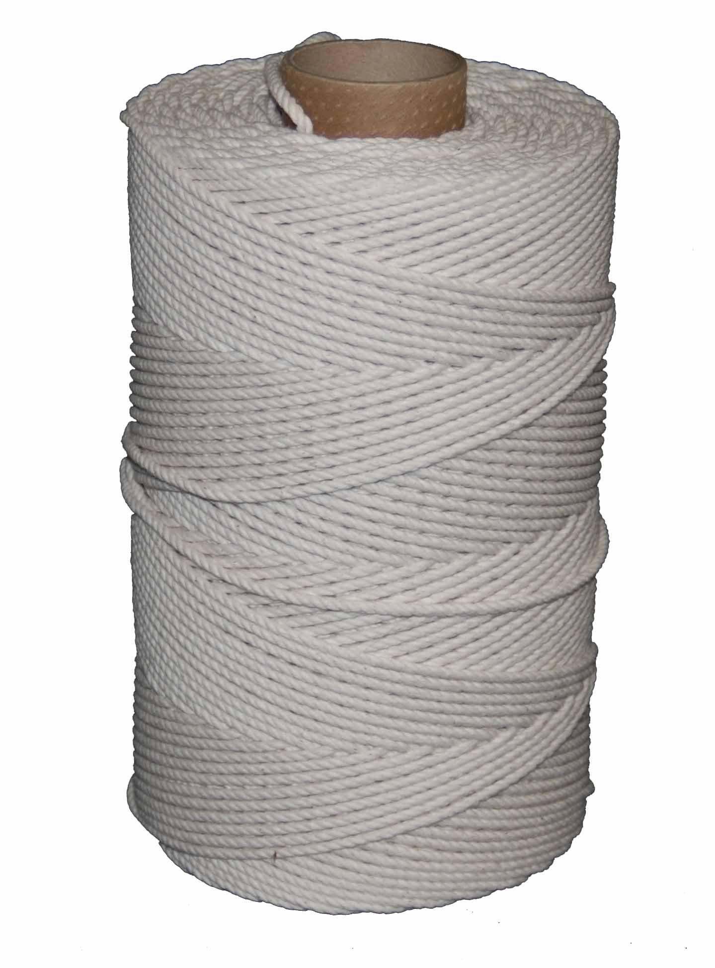 T.W Evans Cordage 03-845 Number-84 Cotton Seine Mason Line with 800-Feet Tube