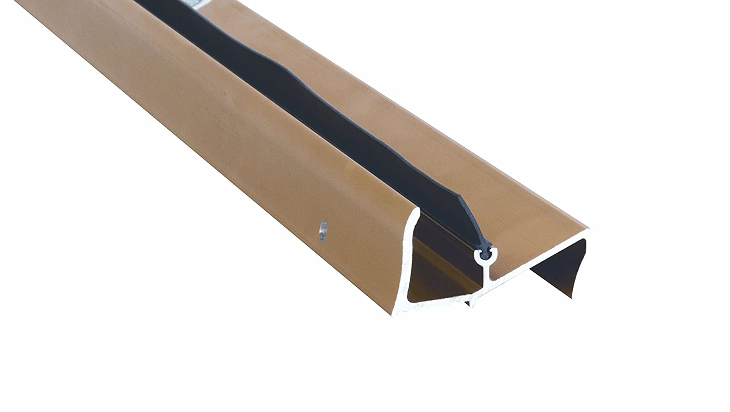 Stormguard 12SR0120838G 838mm Lowline Threshold Sill Kit including Rain Deflector - Gold