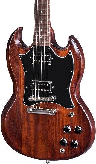Gibson SG Faded T 2017 WB · Guitarra eléctrica: Amazon.es: Instrumentos musicales