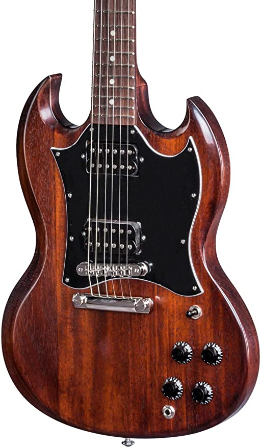 Gibson SG Faded T 2017 WB · Guitarra eléctrica