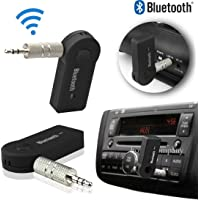Maruti Suzuki Wagon R Car Bluetooth Connector kit Player Wireless car bluetooth Adapter Dongle Car bluetooth 3.5mm Jack Aux Cable car bluetooth audio receiver With MIC car bluetooth call receiver Calling Function car bluetooth speaker Stereo system, Car Bluetooth Earphone Hands-free USB, Led, FM Transmitter, Gadgets, Charger, Music receiver, Phone Receiver, one touch Connect button Car Bluetooth