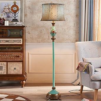 Gut SXFR ZN Stehleuchte American Style Wohnzimmer Schlafzimmer Study Bedside  Simple Floor Light ( Farbe :