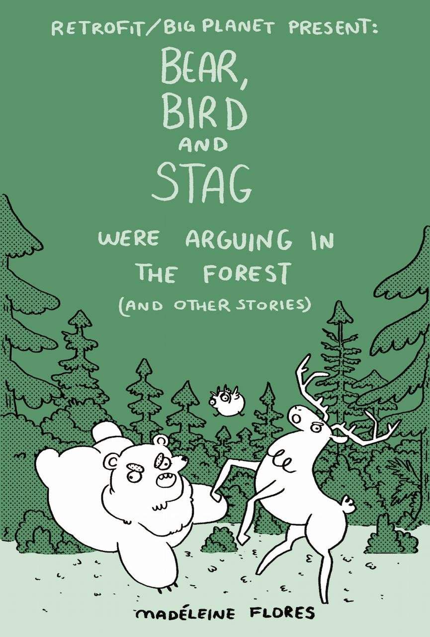 Download Bear, Bird and Stag Were Arguing in the Forest (and Other Stories) PDF