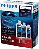 Philips Jet Clean Solution with Cool Breeze Scent 900ml Pack of 3