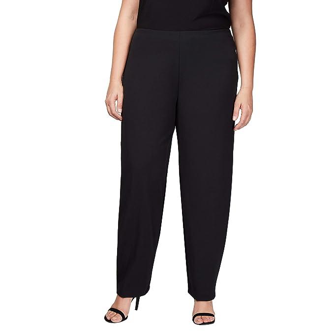 Alex Evenings Women\'s Plus Size Dress Pants