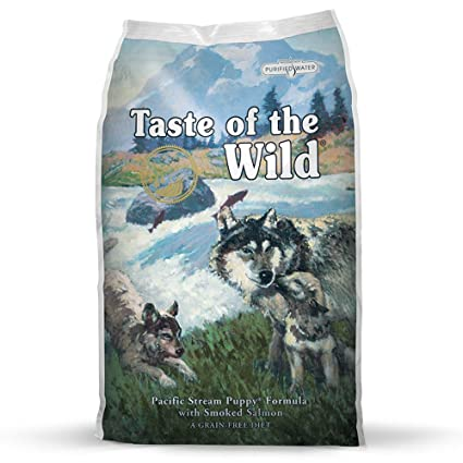 Taste of the Wild Canine Pacific Stream Puppy Salmon - 13000 gr
