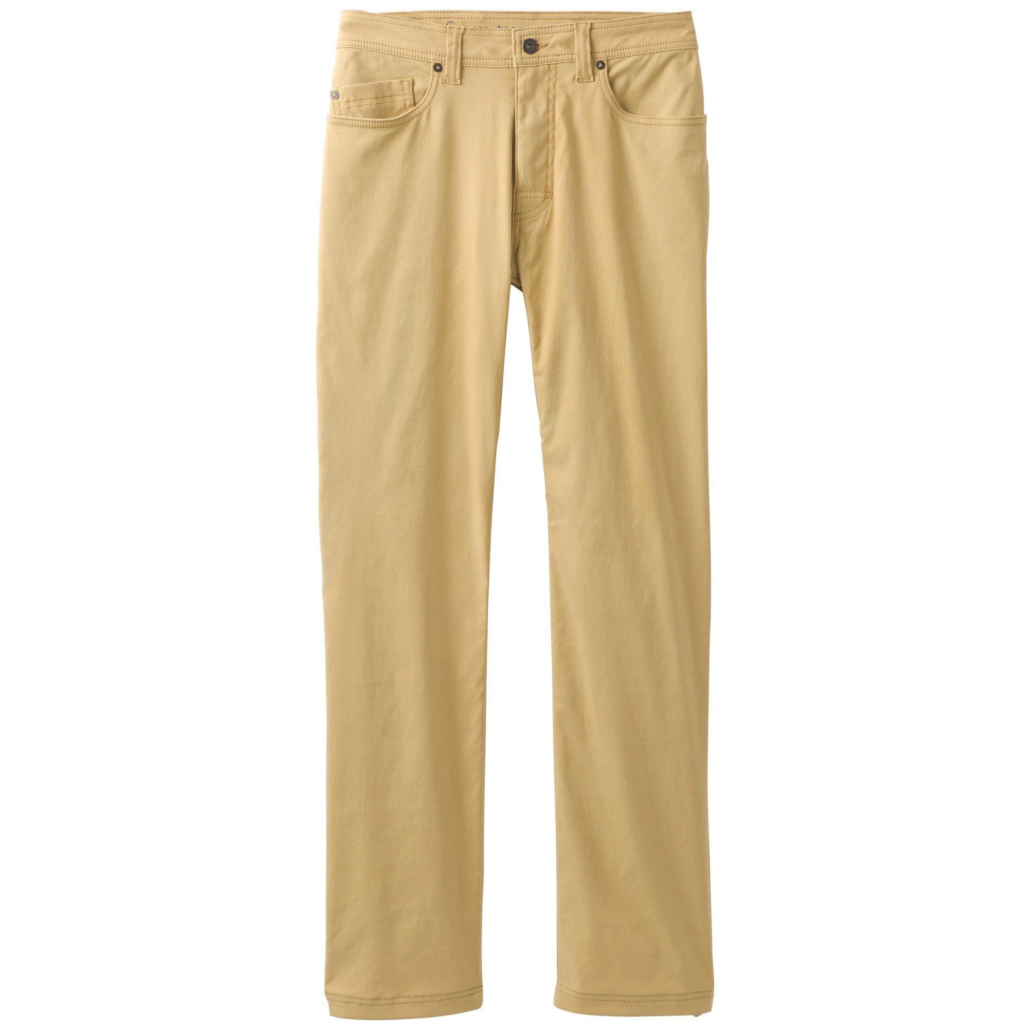 prAna Brion Pants 32'' Inseam Pants, Sandpiper, Size 38
