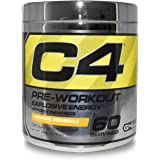 Cellucor C4 Gen-4-60 Servings (Orange Dreamsicle)
