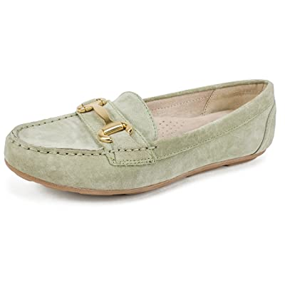 WHITE MOUNTAIN Shoes Scotch Women's Moccasin | Loafers & Slip-Ons