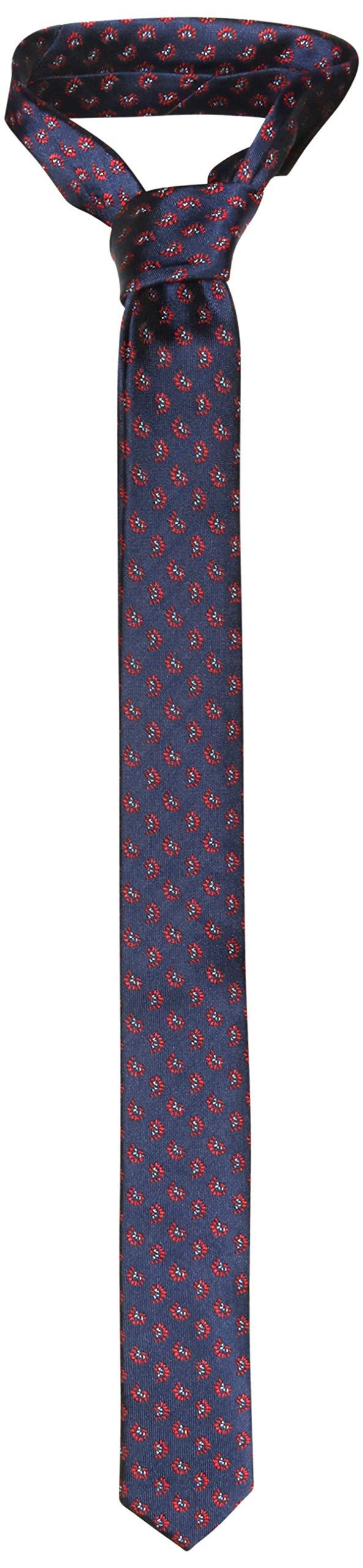 Ben Sherman Boys Long Sleeve Shirt Tie Set, White Plaid, Size 5' by Ben Sherman (Image #4)