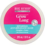 Marc Anthony Grow Long Anti-Breakage Hair Mask, 10 Ounce Jar