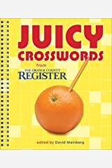 Juicy Crosswords from The Orange County Register Paperback