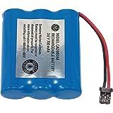 GE Cordless Phone Battery for Panasonic/Uniden Phones (TL26154)
