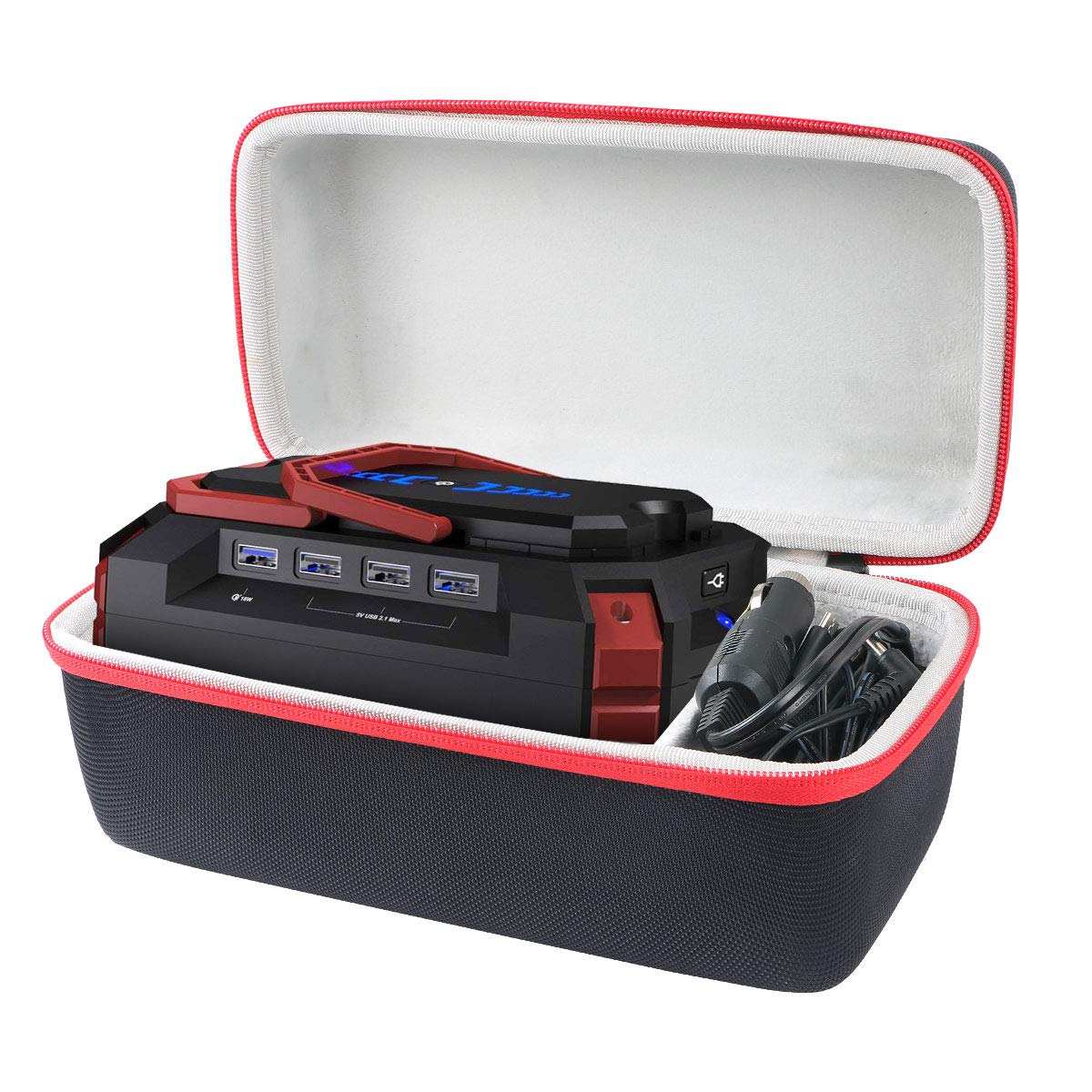 khanka Hard Travel Case Replacement for SUAOKI Portable Power Station, 150Wh Camping Generator Lithium Power Supply by khanka