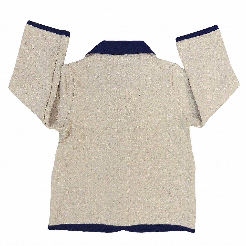 66852a803e2af Amazon.co.jp: ジャケット ベビー はらぺこあおむし キルト ジャンパー  服&ファッション小物
