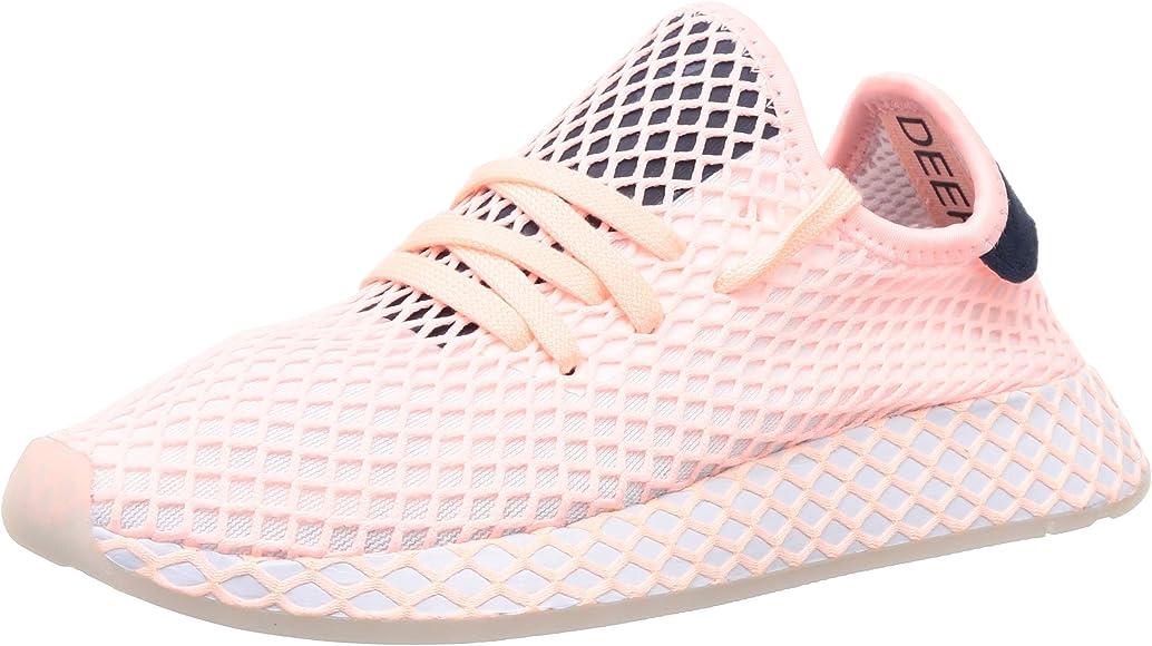 adidas Deerupt Runner W (SP), Zapatillas de Running para Mujer, Naranja (Clear Orange/FTWR White/Collegiate Navy Clear Orange/FTWR White/Collegiate Navy), 36 EU: Amazon.es: Zapatos y complementos