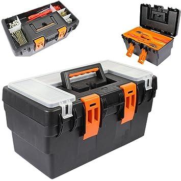 Berühmt Werkzeugkasten Kunststoff leer ohne Werkzeug Werkzeugkoffer PM18