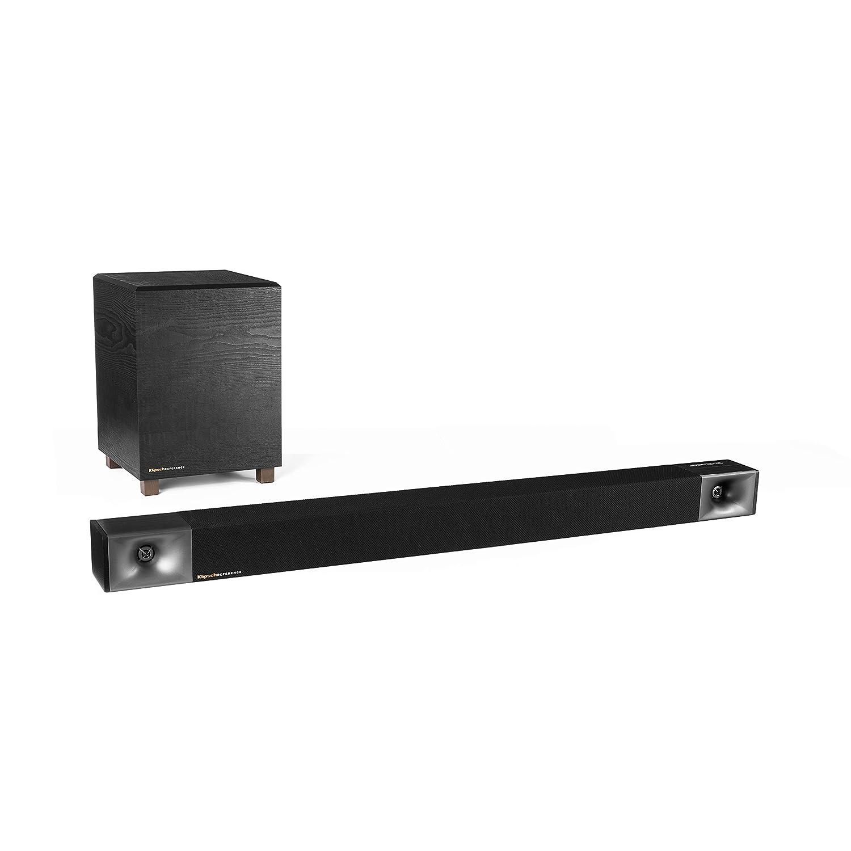 Klipsch Bar 40 Soundbar And Wireless Subwoofer (With 4K,