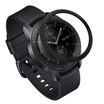 Ringke Bezel Styling pour Galaxy Watch [42mm] / Gear Sport Coque de Boîtier pour