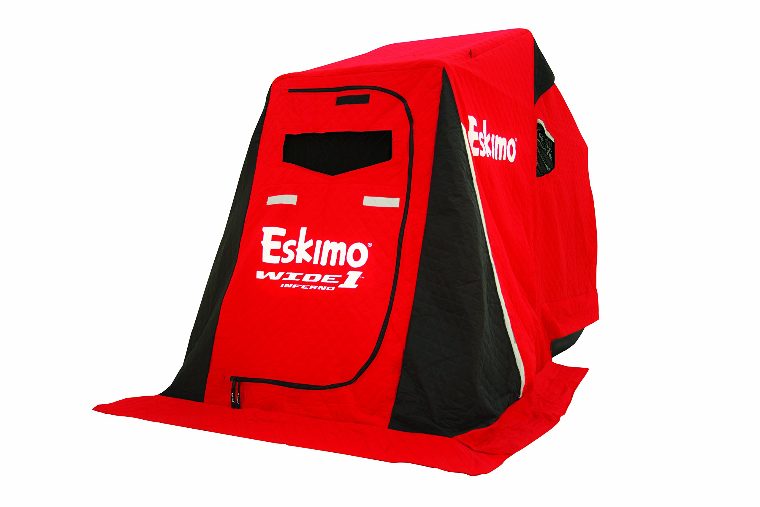Eskimo 15350 Wide 1 Inferno Insulated Ice Shelter with Swivel Seat