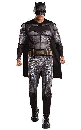 Rubies s oficial adultos DC Warner Bros Liga de la justicia Batman disfraz